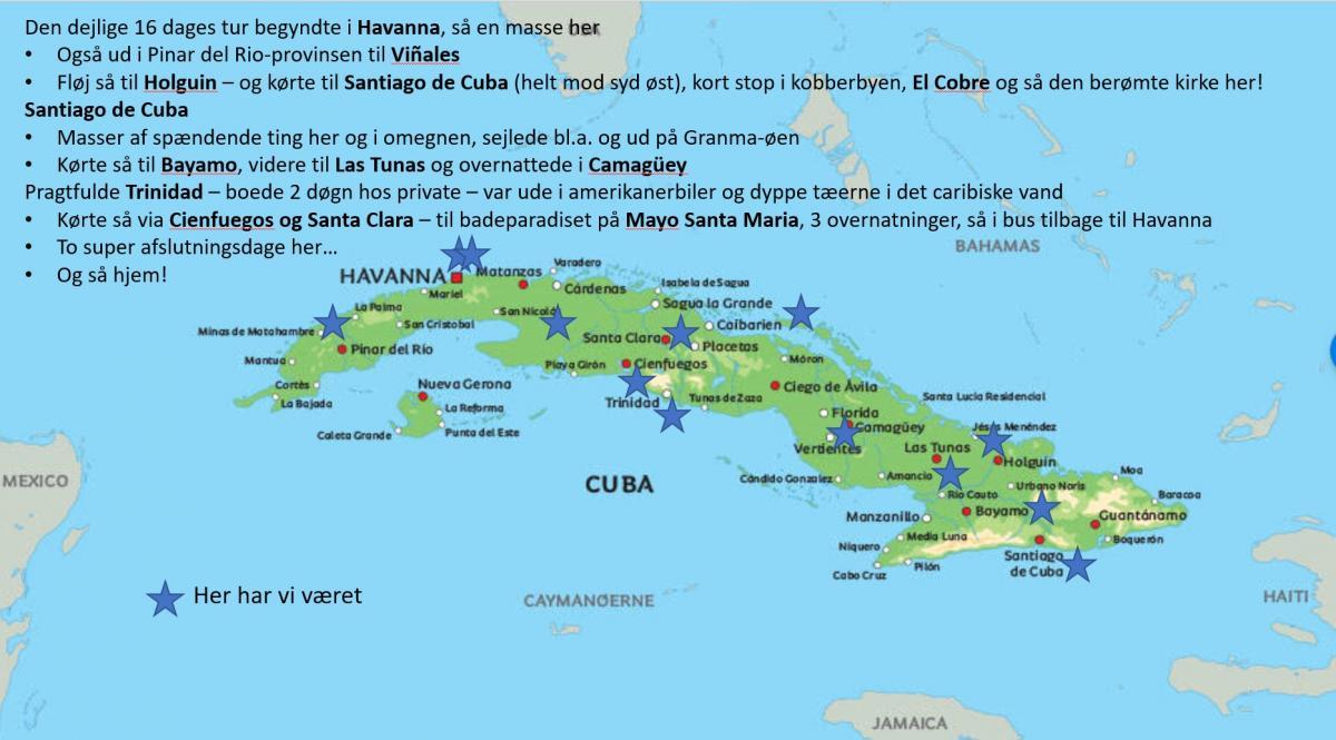 Cuba Et Social Politisk Eksperiment Som Lige Nu Er Ved At Vagne